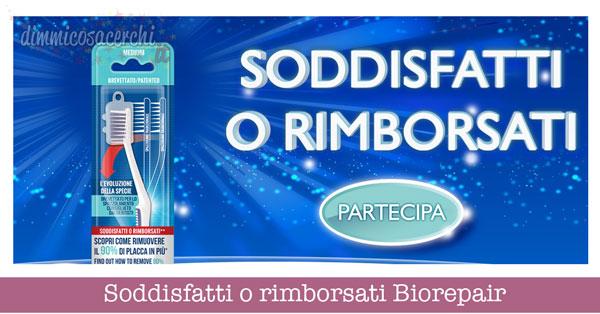Soddisfatti o rimborsati Spazzolino Biorepair PRO