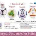 Supermercati Poli, raccolta Palloni Adidas