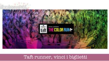 Taft runner, vinci i biglietti