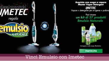 Vinci Emulsio con Imetec