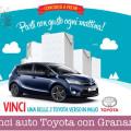 Vinci auto Toyota con Granarolo