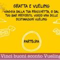 Vinci buoni sconto Vueling