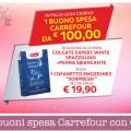 Vinci buoni spesa Carrefour con Colgate