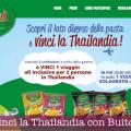 Vinci la Thailandia con Buitoni