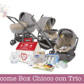 Welcome Box Chicco con Trio Love