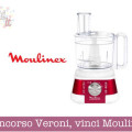 Vinci robot da cucina Moulinex con Veroni