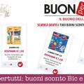 Buonpertutti: buoni sconto Bic e Tippex