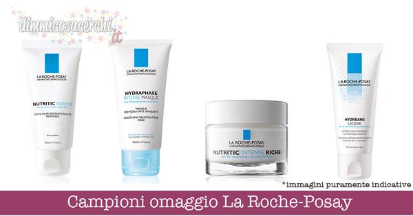 Campioni omaggio La Roche-Posay