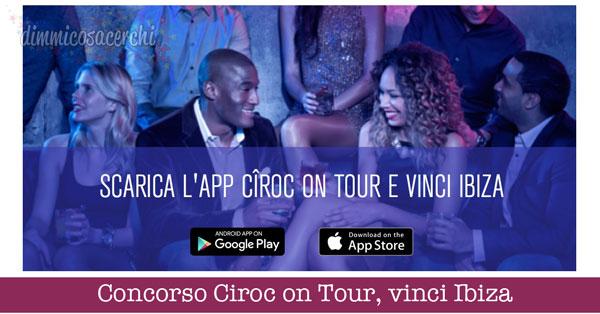 Concorso Ciroc on Tour