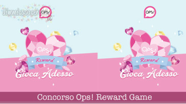 Concorso Ops! Reward Game