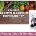 Concorso Regina Clean It Up vinci planetaria