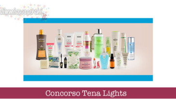 Concorso Tena Lights