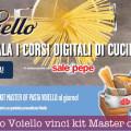 Concorso Voiello vinci kit Master of Pasta