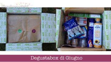 Degustabox di Giugno