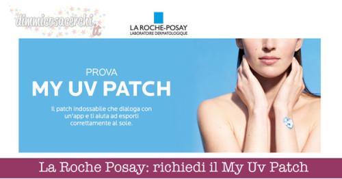 My UV patch La Roche Posay
