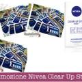 Promozione Nivea Clear Up Strips, ricevi buoni sconto