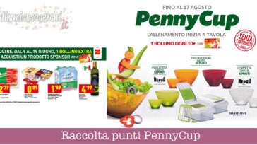 Raccolta punti PennyCup