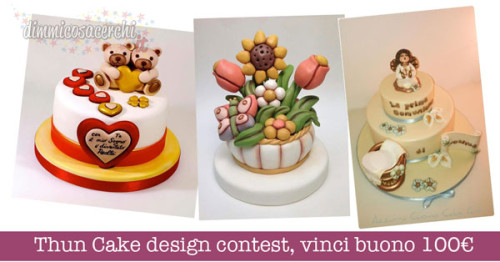 Thun Cake design contest,