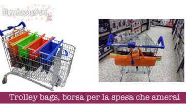 Trolley bags, borsa per la spesa che amerai