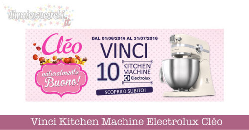 Vinci Kitchen Machine Electrolux Cléo