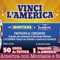 Vinci l'America con il concorso Montana e Sottilette