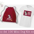 Vinci uno dei 100 Mini Dog Kit con Purina