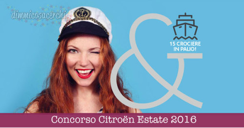 concorso Citroën Estate 2016