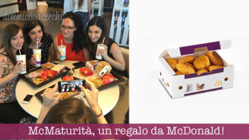 Chicken McNuggets da 20