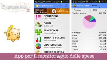registro spese app