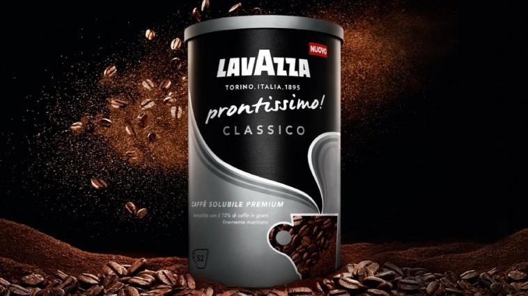 Campione omaggio caffe Lavazza