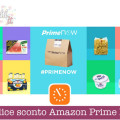 Codice sconto Amazon Prime Now