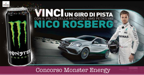 Concorso Monster Energy
