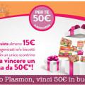 Concorso Plasmon, vinci 50€ in buoni spesa