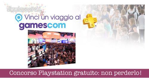 Concorso Playstation gratuito