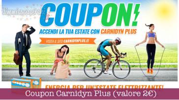 Coupon Carnidyn Plus (valore 2€)
