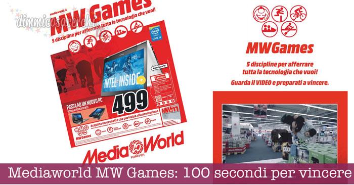 Mediaworld MW Games