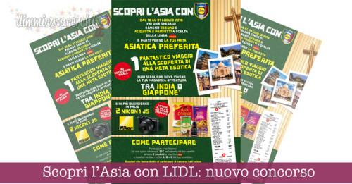Scopri Asia LID concorso