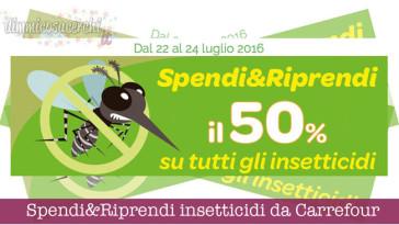 Spendi&Riprendi insetticidi