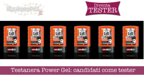 Testanera Power Gel