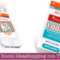 Vinci buoni Ideashopping con Tickete
