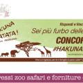 Vinci ingressi zoo safari e forniture di prodotti