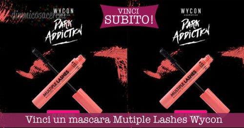 Vinci un mascara Mutiple Lashes Wycon