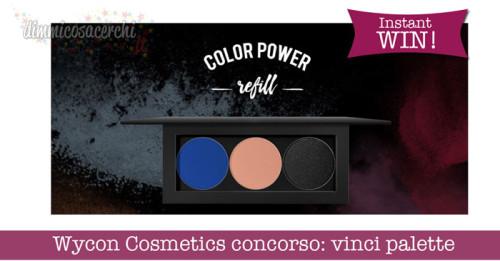 Wycon Cosmetics concorso