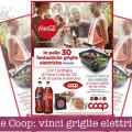 Coca-Cola e Coop: vinci griglie elettriche Philips