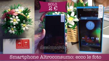 Smartphone Altroconsumo: ecco le foto