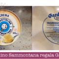 Barattolino Sammontana regala Gardaland