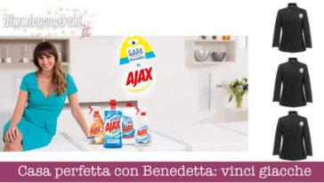 Casa perfetta con Benedetta