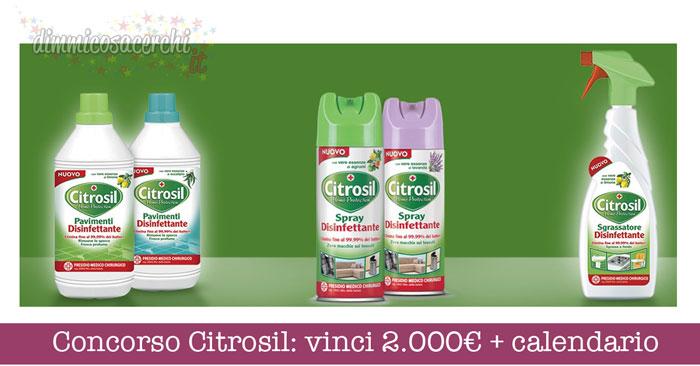Concorso Citrosil