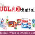 """Concorso Henkel """"Viva la scuola"""