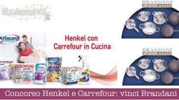 Concorso Henkel e Carrefour